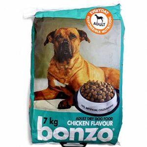 Bonzo Dog Food Chicken