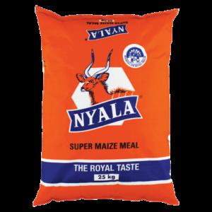 Nyala Maize 25kg