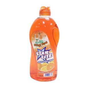 Starlite Dishwashing Liquid Orange Burst