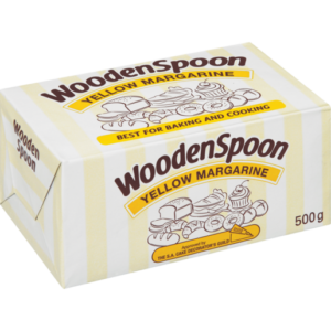 Wooden Spoon Yellow 500g