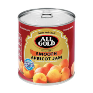 All Gold Jam Smooth Apricot 900g
