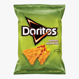 Doritos Jalapeno Corn Chips