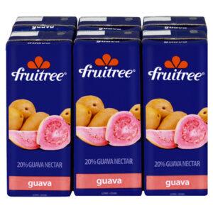 Fruitree 20% Guava Nectar