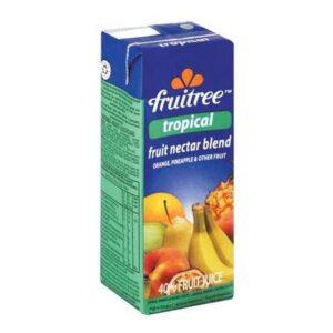 Fruitree 40% Fruit Nectar Blend Tropical