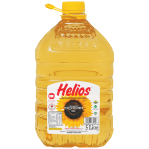 Helios Pure Sunflower Cooking Oil