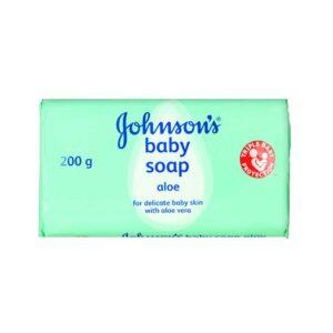 Johnsons Baby Soap Aloe