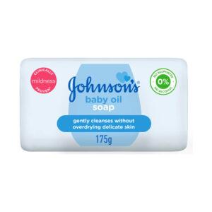 Johnsons Baby Soap Oil