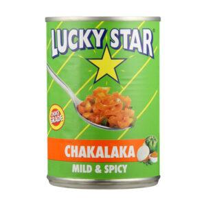 Lucky Star Chakalaka Mild & Spicy
