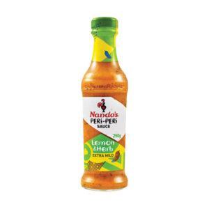 Nandos Sauce Lemon and Herb