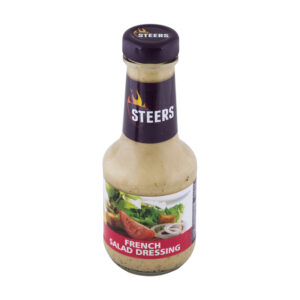 Steers Dressing French