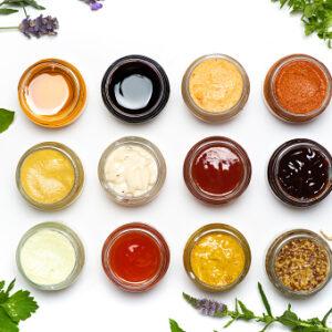 Sauces, Spreads & Condiments