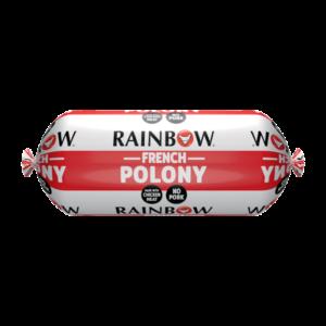 Rainbow Polony French