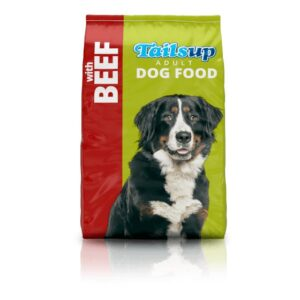 Tailsup Dog Food Beef