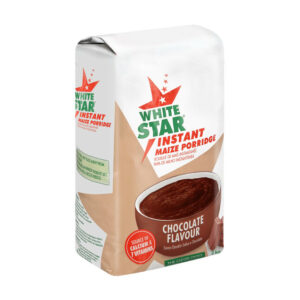 White Star Instant Maize Porridge Chocolate
