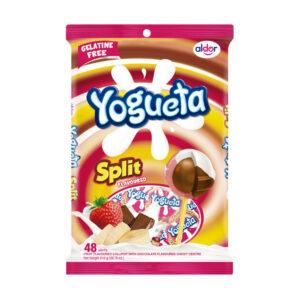 Yogueta Lollipops Split 48s