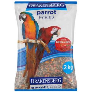 Drakensberg Parrot Food