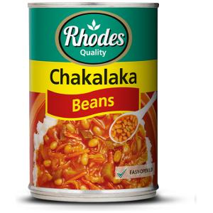 Rhodes Chaka-Beans