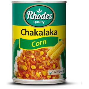 Rhodes Chaka-Corn